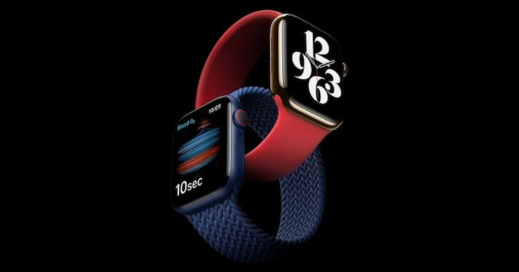 Apple прекратила продажи Watch Series 6 после запуска предзаказов на Watch Series 7