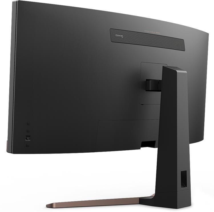 BenQ выпустила изогнутый монитор EW3880R для домашних развлечений