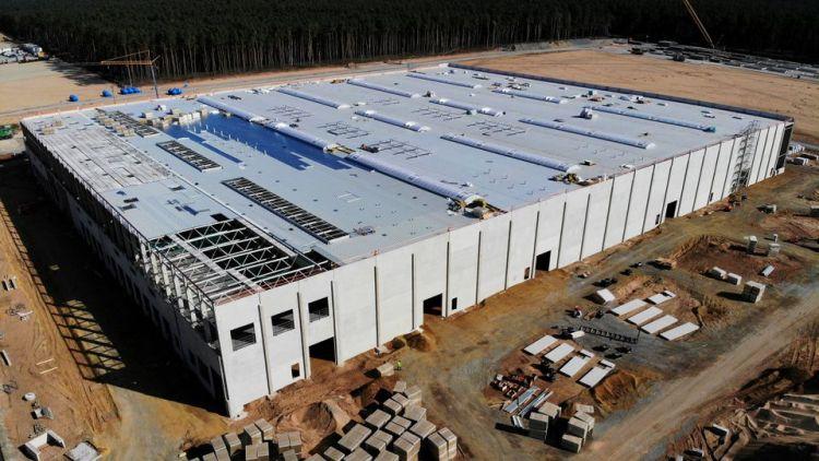 Аккумуляторный завод Tesla в Калифорнии способен выдать батарей на 40 ГВт·ч в год