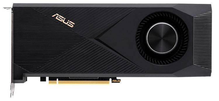 ASUS выпустила GeForce RTX 3070 Ti с «турбиной»