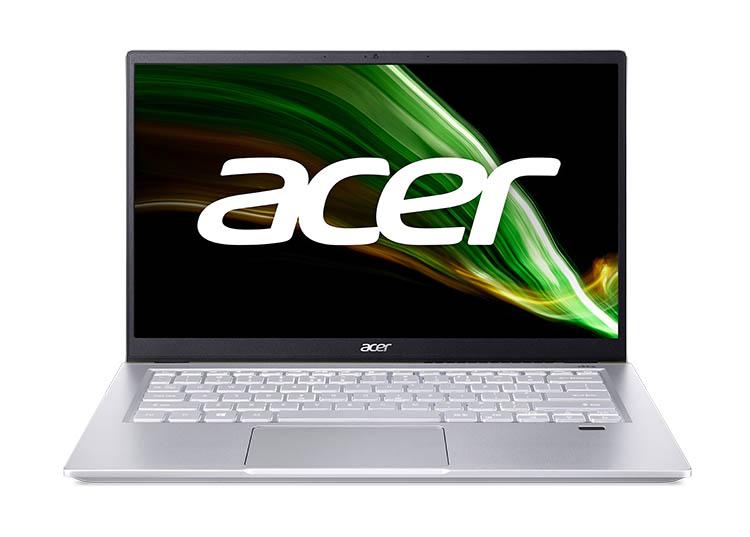 """Acer представила в России мощный и тонкий ноутбук Swift X с автономностью до 14 часов"""""""