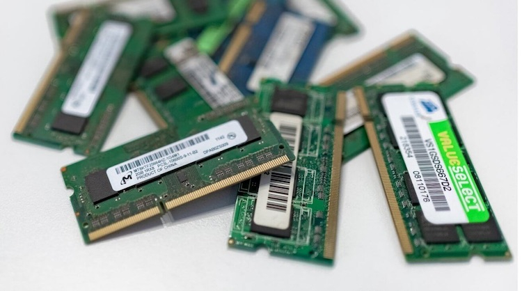 Оперативная память заметно подешевеет в 2022 году