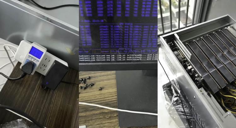 Загадочная видеокарта AMD BC-160 для майнинга на чипе Navi 13 предлагает хешрейт до 72 Мхеш/с