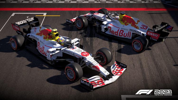 С новым патчем в F1 2021 появилась трасса Имола и поддержка AMD FSR