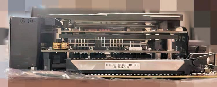 Трёхэтажная компактная материнская плата ASUS ROG STRIX Z690-I Mini-ITX показалась на фото