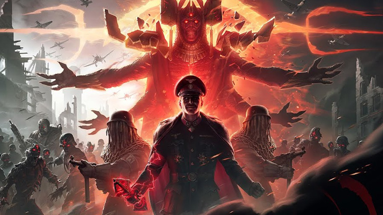 В Сеть утёк трейлер зомби-режима Call of Duty: Vanguard