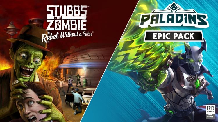 Комедийный зомби-экшен Stubbs the Zombie in Rebel Without a Pulse стал временно бесплатным в Epic Games Store