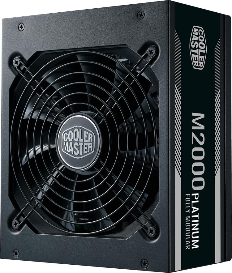 Cooler Master представила флагманский блок питания M2000 Platinum мощностью 2000 Вт