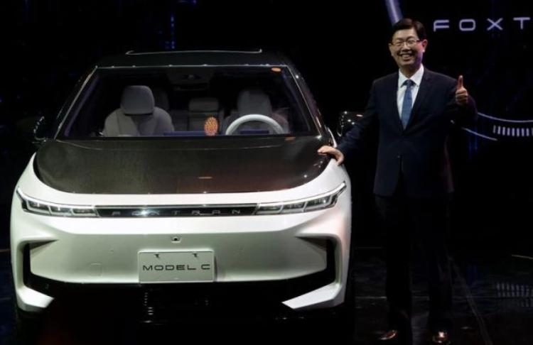 Foxconn хочет построить заводы по производству электромобилей в Европе, Индии и Южной Америке к 2024 году