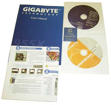 Gigabyte 8I955X-Royal на чипсете Intel 955X