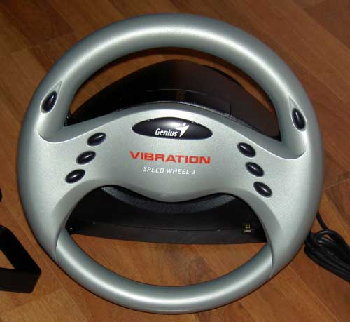 Драйвера для руля genius vibration speed wheel 3