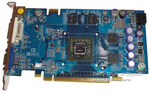 Point of View GeForce 6600GT 256 Мб