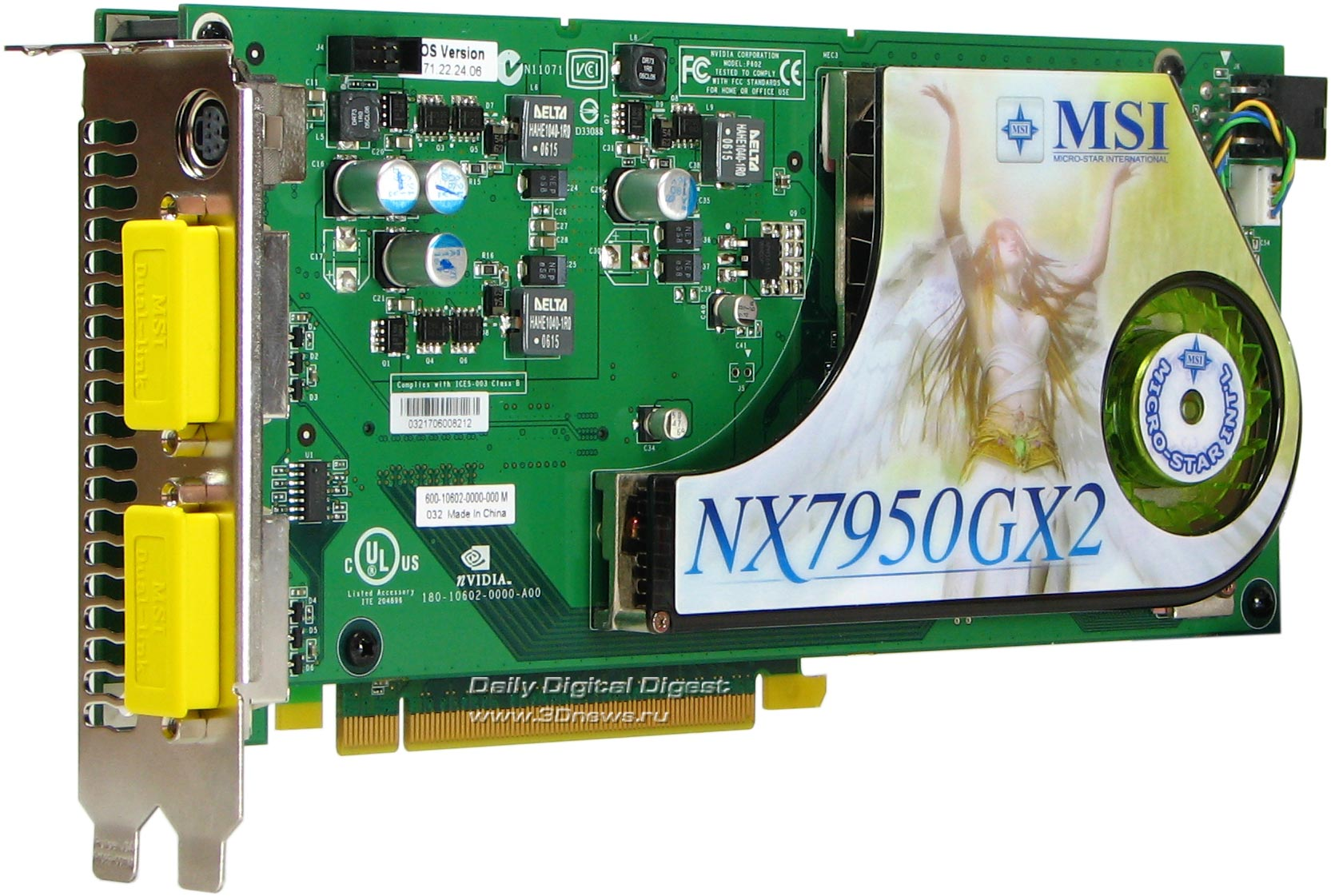 MSI NX7950GX2 TREIBER WINDOWS 10