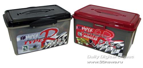 внешний вид упаковок HPU-4R580-MU и HPU-4S480-EU