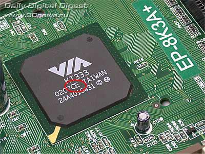 VIA VT8233 Treiber Herunterladen