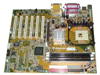 Albatron PX845E Descargar Controlador