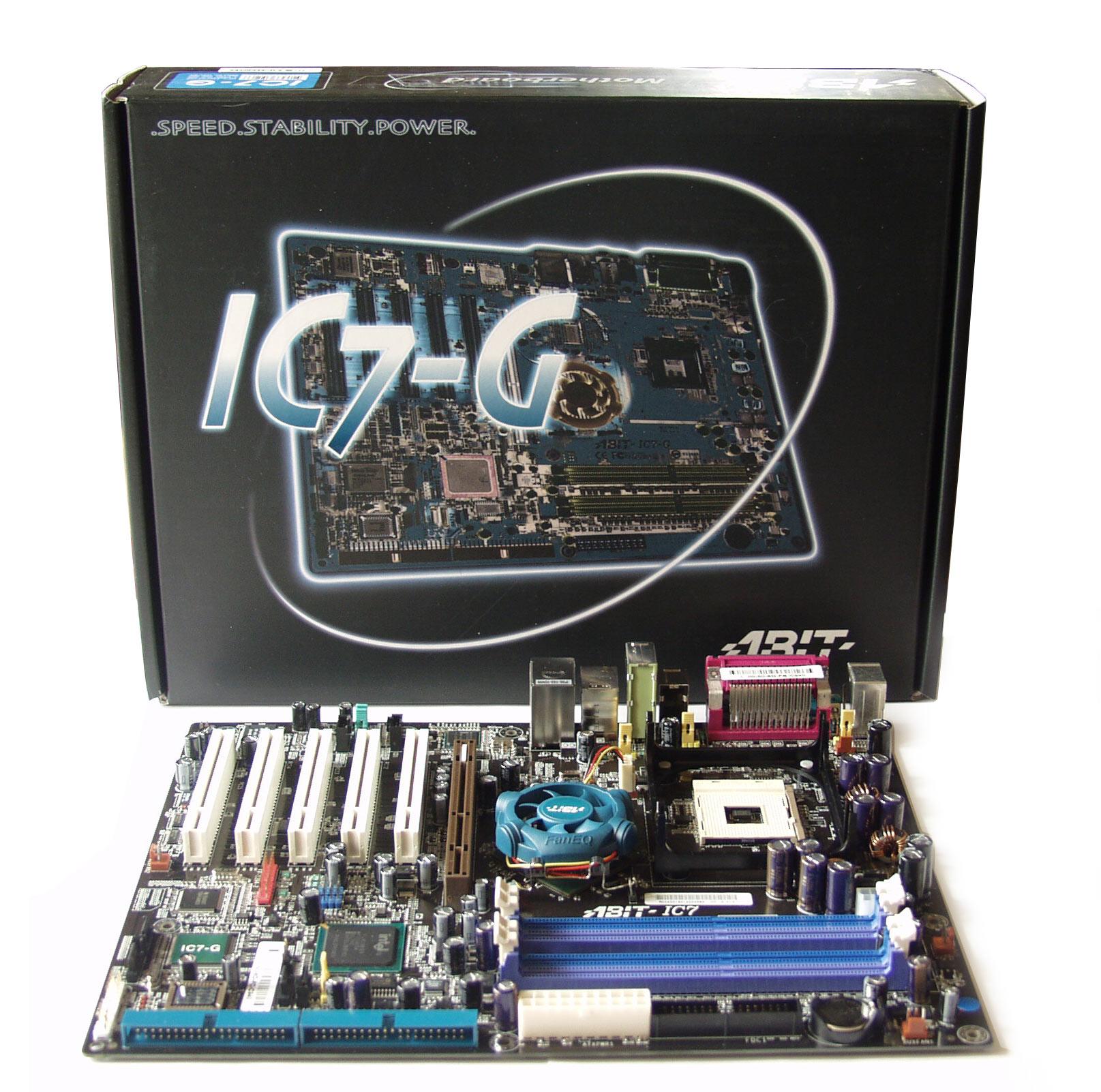 ABIT IC7-G CHIPSET TREIBER WINDOWS 8