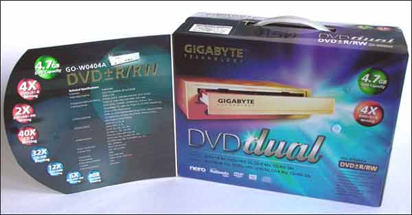 DVD DUAL GO-W0404A DRIVERS FOR WINDOWS