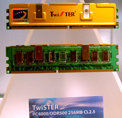 Twister DDR500/CL2.5