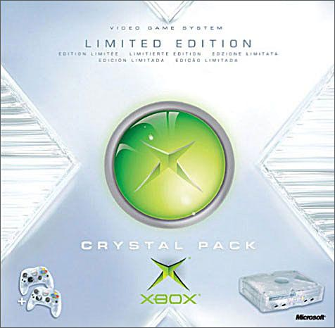 Xbox crystal pack