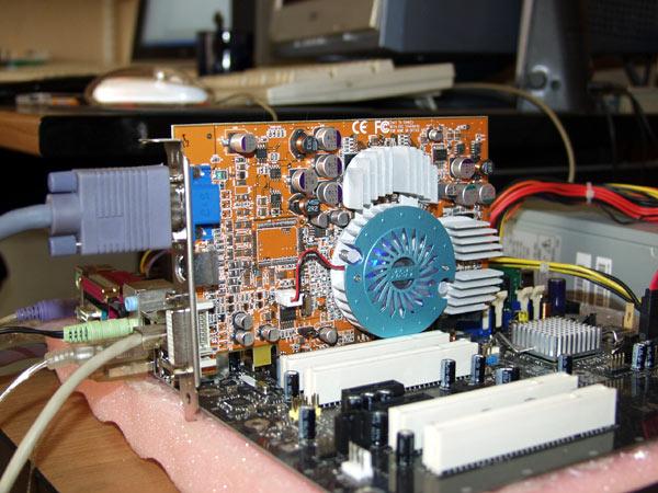 Driver: ABIT RX600XT-PCIE