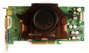 Leadtek WinFast A400 TDH(GeForce 6800)