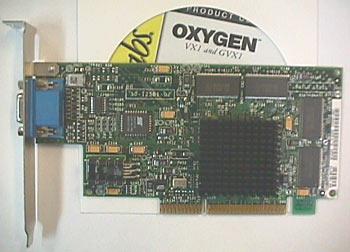 3dlabs Oxygen Gvx1 Driver Download