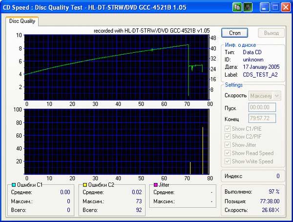 LG HL-DT-ST RW DVD GCC-4521B WINDOWS 7 X64 DRIVER DOWNLOAD