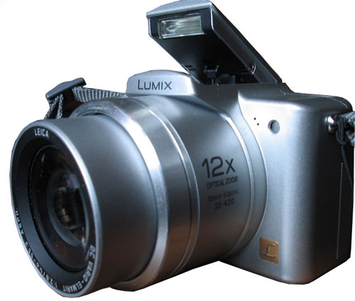 Panasonic DMC-FZ3