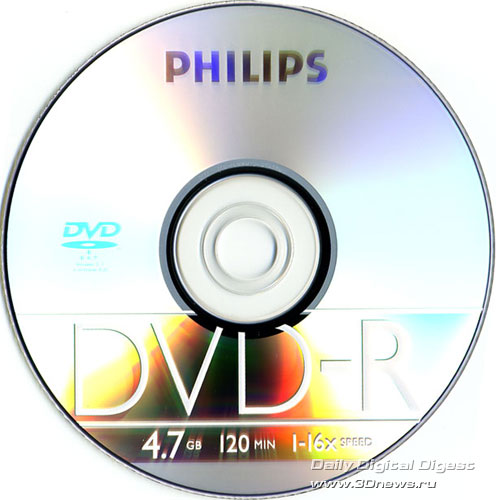 Philips DVD-R 16x