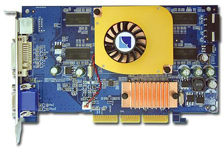 Albatron GeForce 6200 AGP