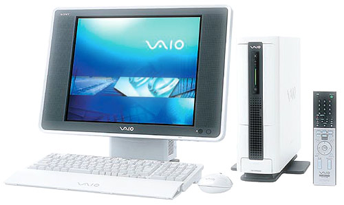 SONY VAIO Type H VGC-H70WB7