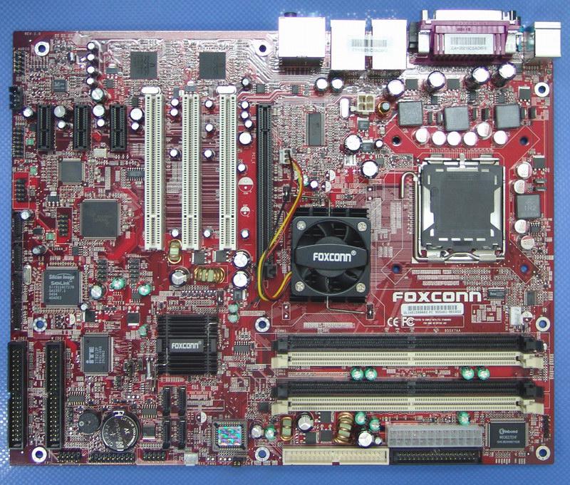 FOXCONN 955X7AA-8EKRS2 DRIVERS PC
