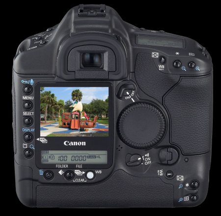 Canon EOS-1D Mark II N SLR Digital