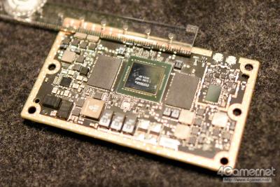 Computex 2016: «живые» фото NVIDIA Tegra с GPU Pascal