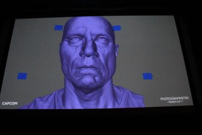 """Capcom рассказала о создании фотореалистичных моделей для Resident Evil 7"""""""