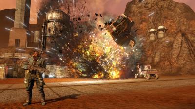 "THQ Nordic анонсировала «ре-Марс-тер» Red Faction Guerrilla для ПК, Xbox One и PlayStation 4"""