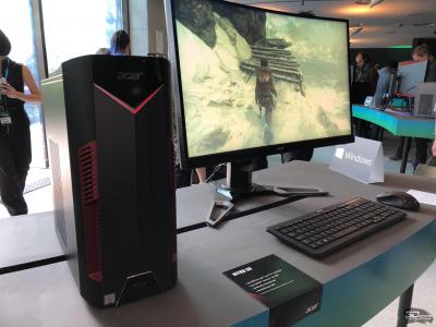 """Россыпь игровых новинок Acer: ноутбуки, компьютеры и мониторы Predator и Nitro"""""""