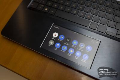 """Computex 2018: ноутбук ASUS ZenBook Pro получил уникальную систему управления ScreenPad"""""""