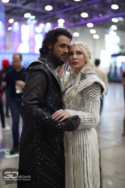 """Лучший косплей «ИгроМира-2018» и Comic Con Russia"""""""