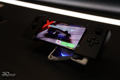 """«ИгроМир 2018»: ноутбуки Republic of Gamers и смартфон ASUS ROG Phone"""""""