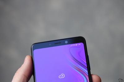 """Samsung Galaxy A9: первый в мире смартфон с четырьмя основными камерами"""""""