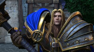 "Blizzard Entertainment представила обновлённую версию Warcraft III"""