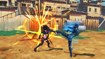 """Видео: Нонон Дзякудзурэ и Хоука Инамута присоединились к списку бойцов Kill la Kill the Game: IF"""""""