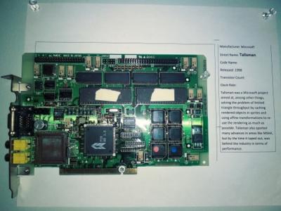 """Стена истории GPU: экспозиция видеокарт, вышедших за последние 35 лет"""""""