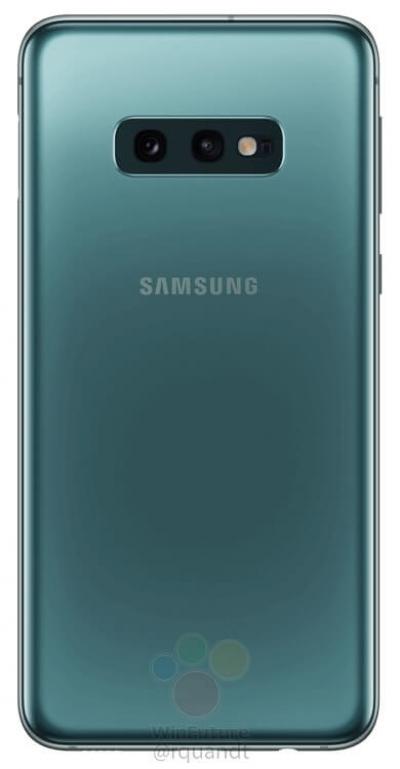 """Утечка официальных рендеров Galaxy S10E, самого доступного флагмана Samsung"""""""