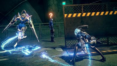 """Высокие технологии и монстры из другого мира в стильном экшене Astral Chain от Platinum Games"""""""