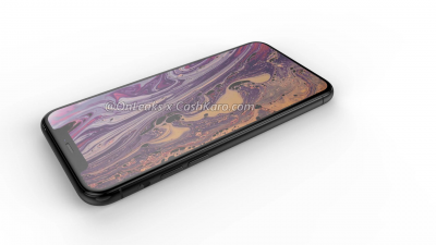 """Всесторонняя визуализация iPhone XI — на основе финальных CAD-чертежей"""""""