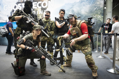 Фотоподборка: косплей на «ИгроМире-2019» и Comic Con Russia 2019