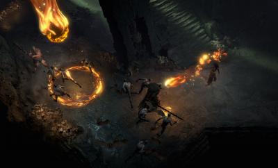 Команда Diablo IV вдохновляется работами Дзюндзи Ито. Опубликованы скриншоты игры